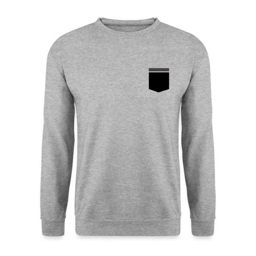 poche png - Sweat-shirt Unisexe