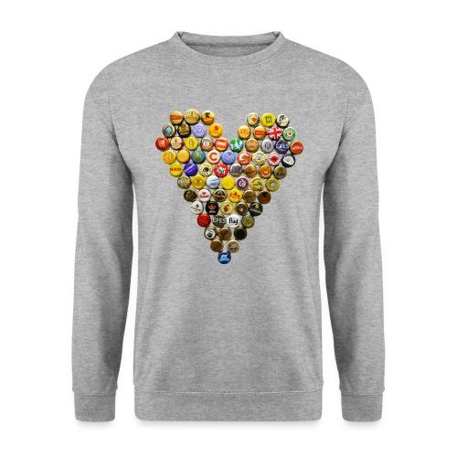 LOVERZ GONNA LOVE bière - Sweat-shirt Unisexe