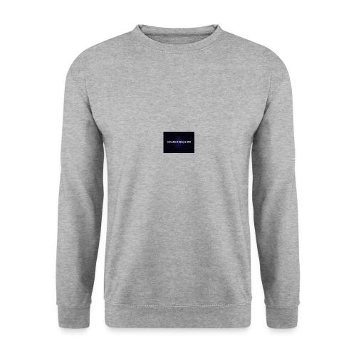 Klistermærke - Unisex sweater