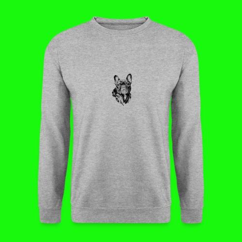 Small_Dog-_-_Bryst_- - Unisex sweater