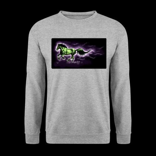 Black Percheron - Unisex Sweatshirt