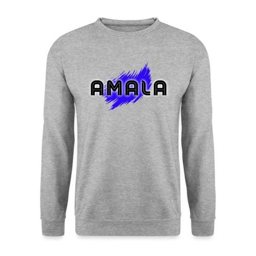 Amala, pazza inter (bianca) - Felpa unisex