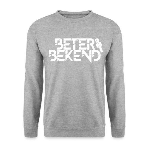 beterbekend - Unisex sweater