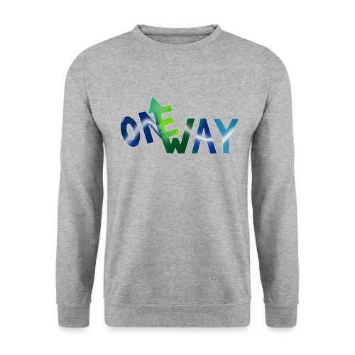 One Way - Unisex Pullover