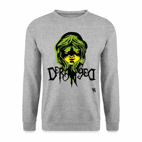 DerangeD - Tattoo Metal Horror Vampire - Unisex sweater