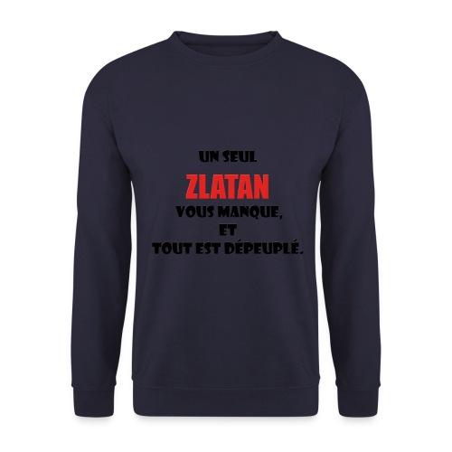 King Zlatan 1 - Sweat-shirt Unisexe