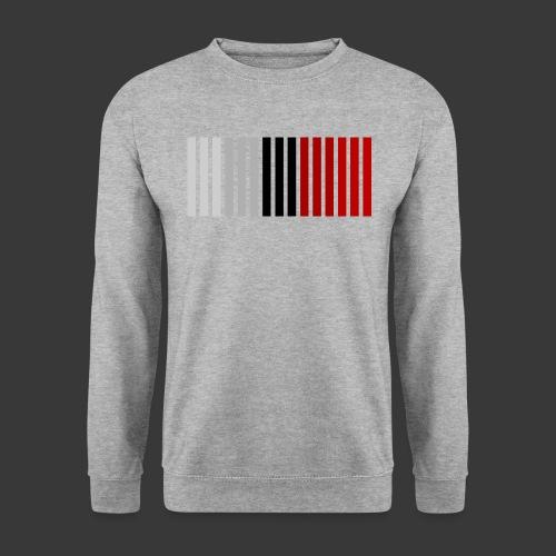 barcode4 png - Unisex Sweatshirt