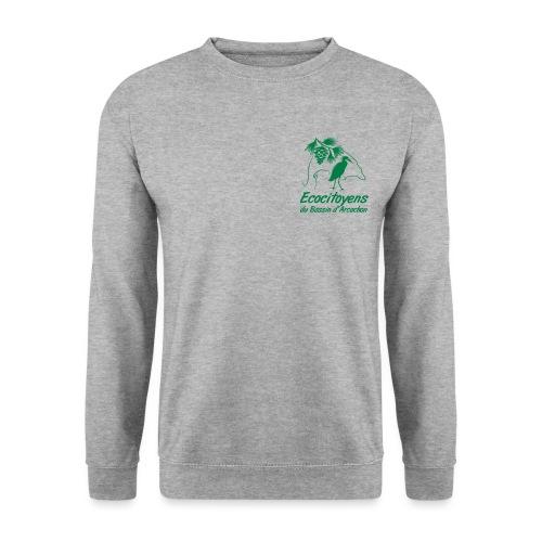 LOGO EBA POITRINE - Sweat-shirt Unisexe
