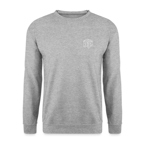 Perspective collection blanc - Sweat-shirt Unisexe