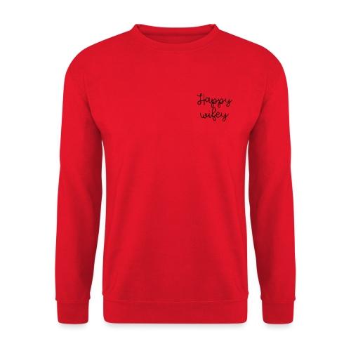 happywifey - Unisex sweater