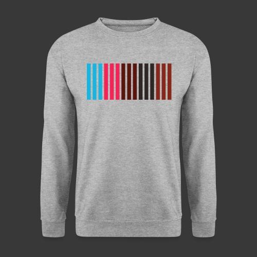 barcode2 png - Unisex Sweatshirt