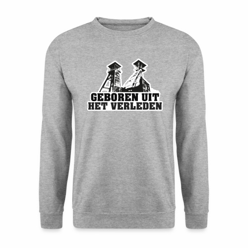 Geboren uit het verleden - since 1988 - Sweat-shirt Unisexe