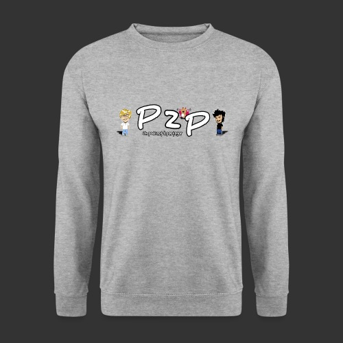 logo s3 hd - Sweat-shirt Unisexe
