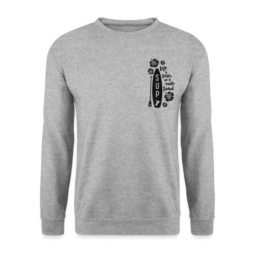 SUP & Flowers - Unisex Sweatshirt