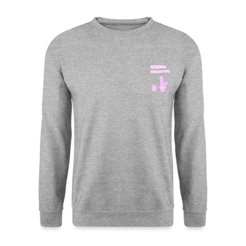 Misogyny succulents - Unisex Sweatshirt