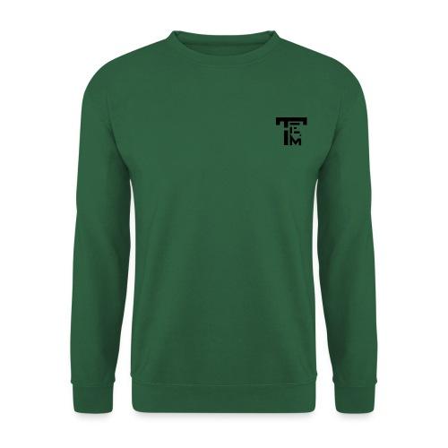 TEM BLACK - Sweat-shirt Unisexe
