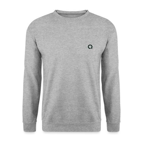 Logo Q Noir - Sweat-shirt Unisexe