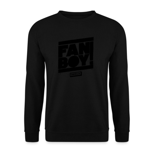 Fanboy neu png - Unisex Pullover