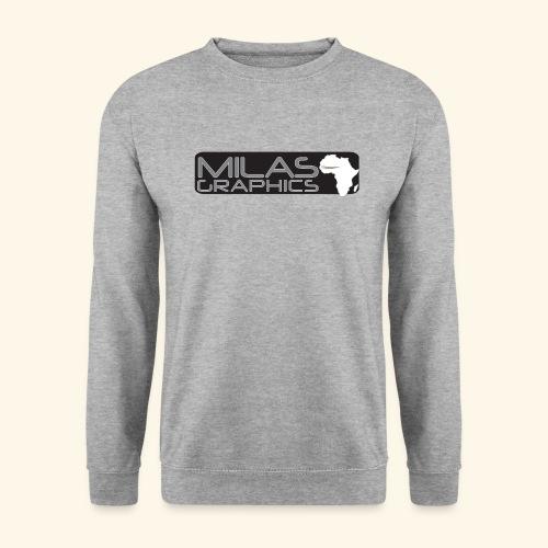 Milas Graphics Africa - Sweat-shirt Unisexe
