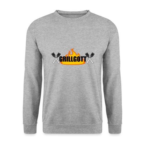 Grillgott Meister des Grillens - Unisex Pullover