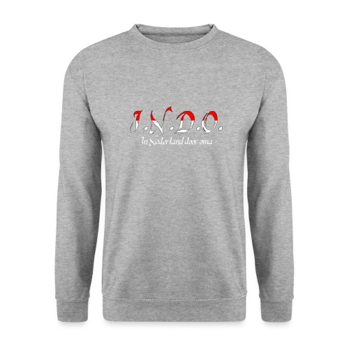 indo2OMANEW png - Unisex sweater