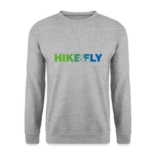 Hike & Fly Paragliding - Unisex Pullover