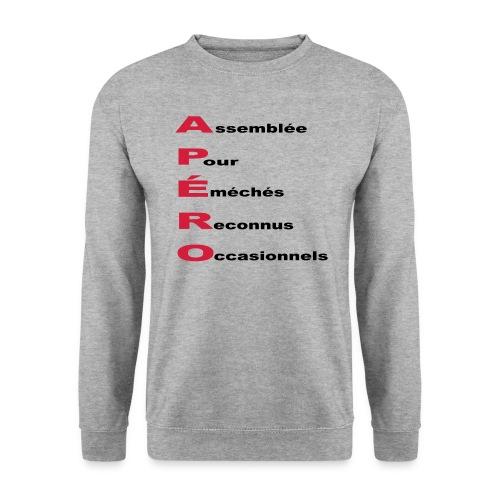 Humour apéro - Sweat-shirt Unisexe