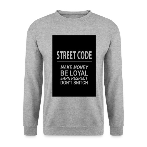 streetcode - Unisex sweater