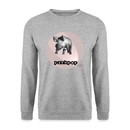 Floyds Pig PunkPop - Felpa unisex