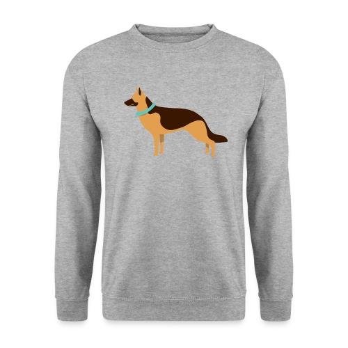 DT schaeferhund png - Unisex Pullover