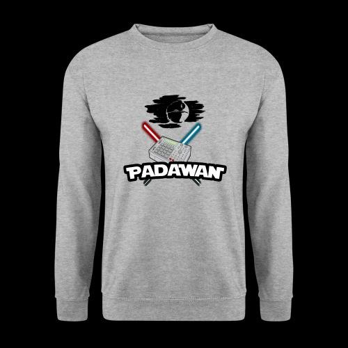 Padawan Noir - Sweat-shirt Unisexe