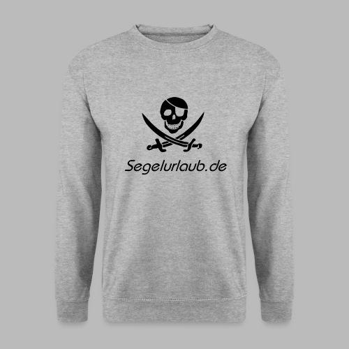 Piraten Flaggen Shirt Segelurlaub - Unisex Pullover