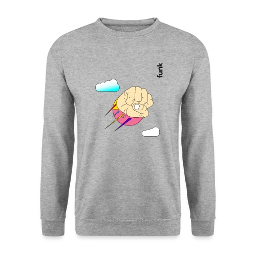 WTFunk - LIMITED EDITION - Fist - - Unisex Pullover