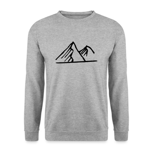 FREE Noir png - Sweat-shirt Unisexe