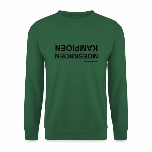 Moeskroen Kampioen - Unisex sweater
