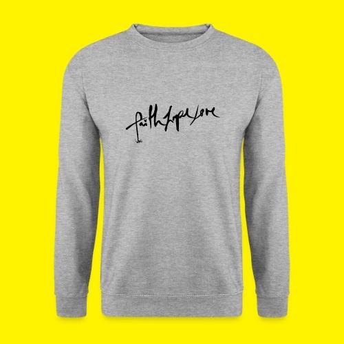 Faith Hope Love - Unisex Sweatshirt