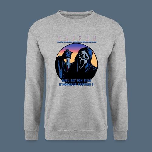 Collection Sandy.M 2021/2022 (Scream) - Sweat-shirt Unisexe