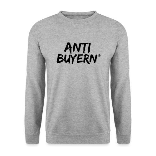 ANTI BUYERN BLACK - Unisex Pullover