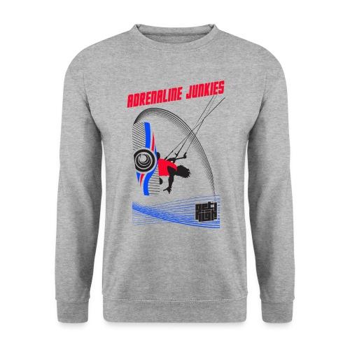 Adrenaline Junkies Light - Sudadera unisex