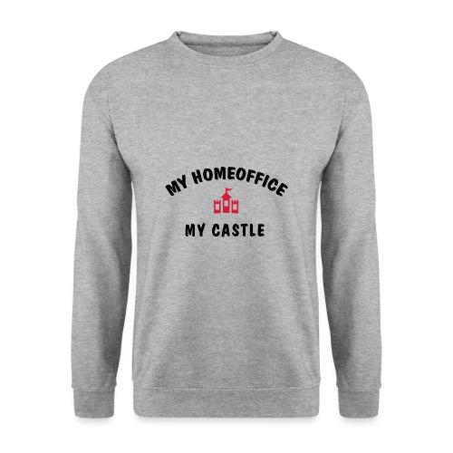 MY HOMEOFFICE MY CASTLE - Unisex Pullover