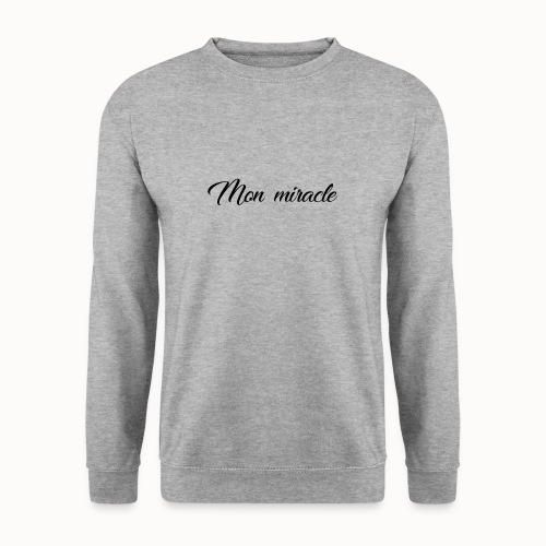 Mon miracle - Unisex sweater