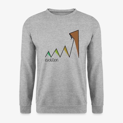 evolution - Unisex Sweatshirt
