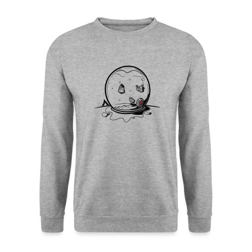 Maison de pot de poisson - Sweat-shirt Unisexe