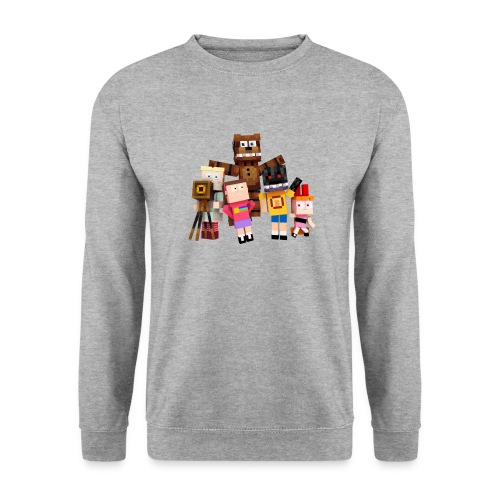 Withered Bonnie Productions - Meet The Gang - Unisex Sweatshirt