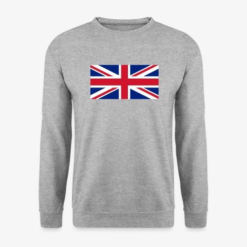FLAG OF U.K. - Felpa unisex