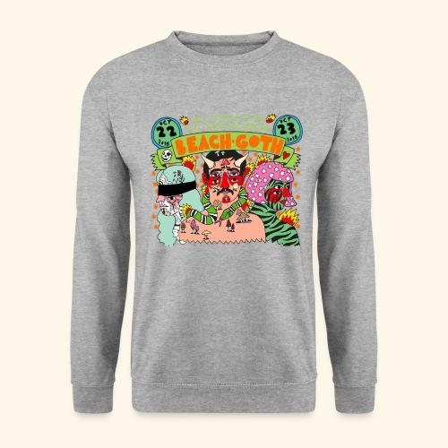 beach goth 2016 - Sweat-shirt Unisexe