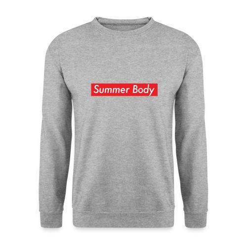 Summer Body - Sweat-shirt Unisexe