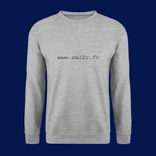 www zx12r fr OR - Sweat-shirt Unisexe