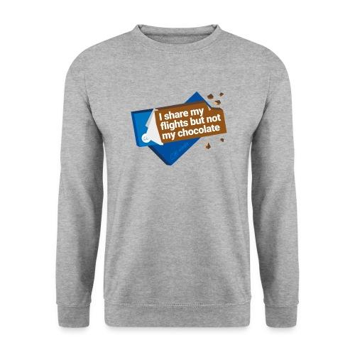 Share my flights - Unisex Sweatshirt