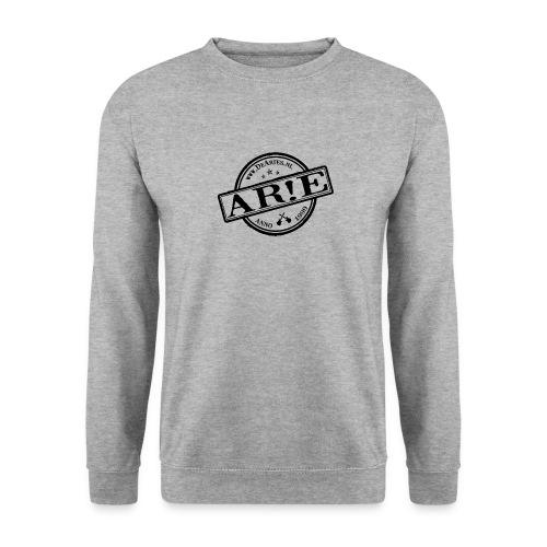 Backdrop AR E stempel zwart gif - Unisex sweater